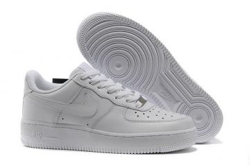 Nike Air Force 1 '07 Womens Shoes Pure White 315115-112