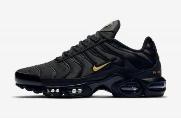 Nike Air Max Plus Black Gold CU3454-001