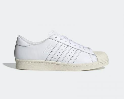 Adidas Superstar 80s Recon Footwear White Off White Shoes EE7392