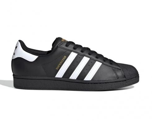 Adidas Superstar Core Black Cloud White Shoes B27140