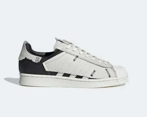 Adidas Superstar WS1 Deconstructed White Stripes FV3023