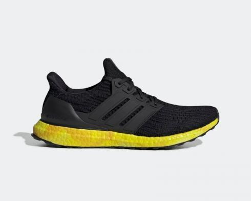 Adidas UltraBoost Rainbow Pack Yellow Core Black Cloud White FV7280