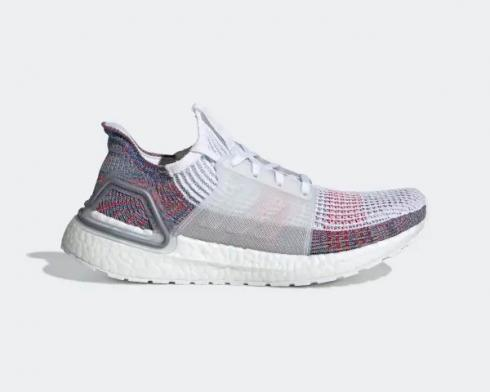 Adidas Wmns UltraBoost 19 Cloud White Crystal White Blue B75877