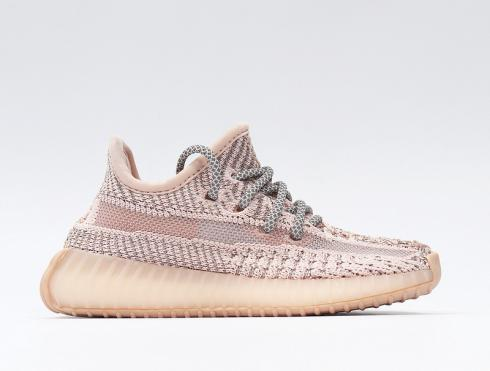 Adidas Yeezy Boost 350 V2 Synth Reflective Pink Grey FV5669