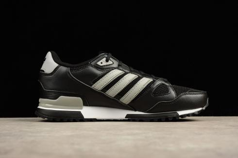Adidas Originals ZX 750 Core Black Grey Cloud White Shoes S76191