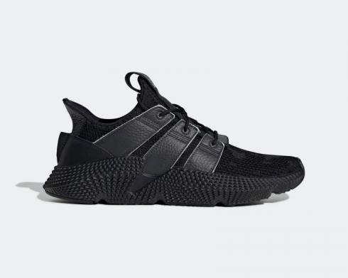 Adidas Originals Prophere Core Black Carbon Running Shoes BD7827