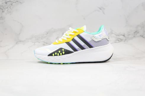 Adidas Wmns Originals Marathon Cloud White Purple Yellow CT8768