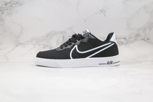 Nike Air Force 1AC Black Summite White Running Shoes 630939-005