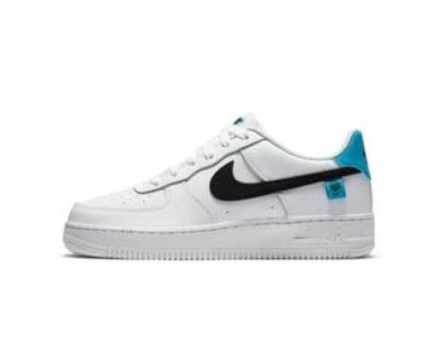Nike Air Force 1'07 LV8 Worldwide Pack Glacier Blue White CK6924-100