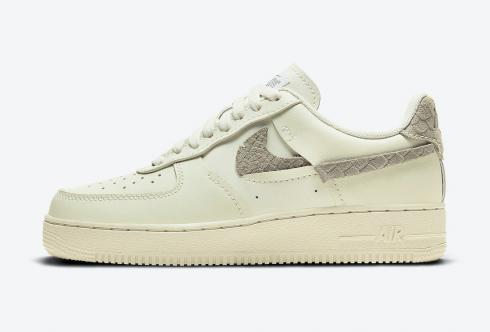 Nike Air Force 1 LXX Sea Glass Light Arm Running Shoes DH3869-001