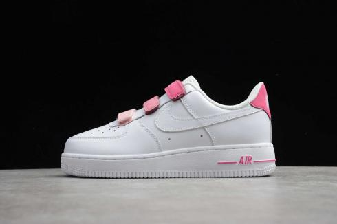 Wmns Nike Air Force 1'07 Low Pink Peach White 898866-009