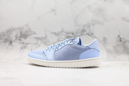 Air Jordan 1 Low NS Skin White Taro Purple Shoes AO1935-400