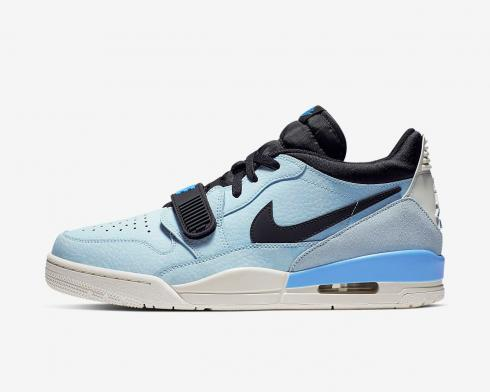 Air Jordan Legacy 312 Low Pale Blue Black Sail University Blue CD7069-400