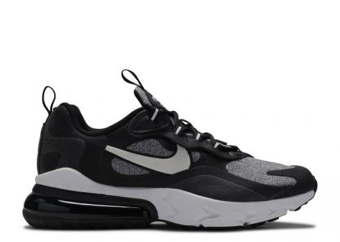 Nike Air Max 270 React Gs Black Off Grey Noir White Vast BQ0103-003