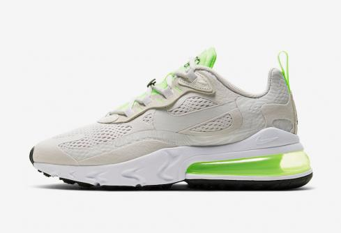Nike Wmns Air Max 270 React Ghost Green Vast Grey White CU3447-001