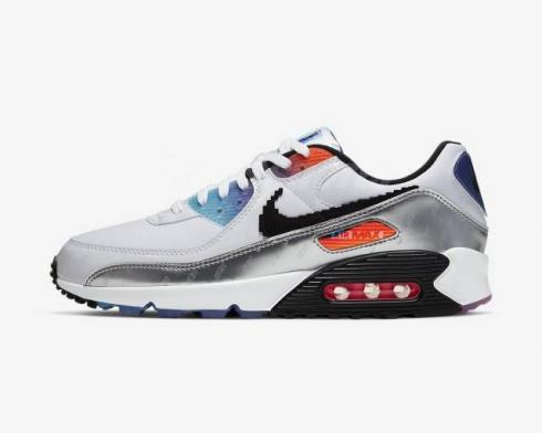 Nike Air Max 90 Have a Good Game Black White Multi-Color DC0832-101
