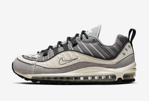 Nike Air Max 98 SE Inside Out Black Grey Beige AO9380-002