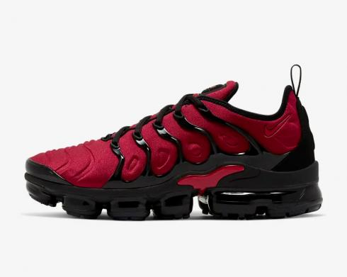 Nike Air VaporMax Plus University Red Black White Shoes CU4863-600