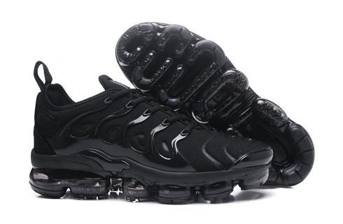 vapor air max all black