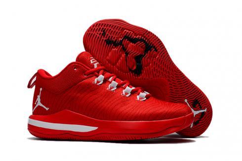 Nike Air Jordan CP3 X Elite red white Men Basketball Shoes