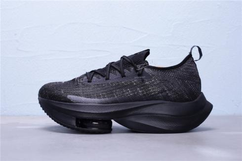 Nike Air Zoom Alphafly NEXT% Triple Black Running Shoes CI9925-001