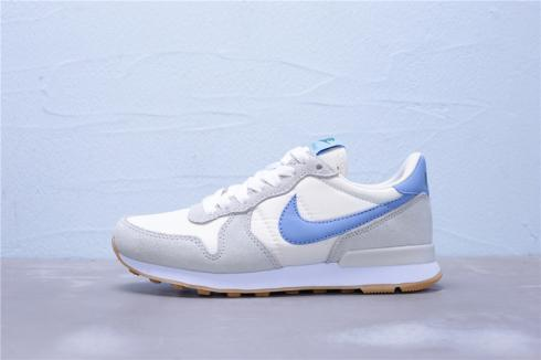 Nike Internationalist Leather Leather Waffle Classic Low Weaving Retro Sport Casual Shoes 828407-044