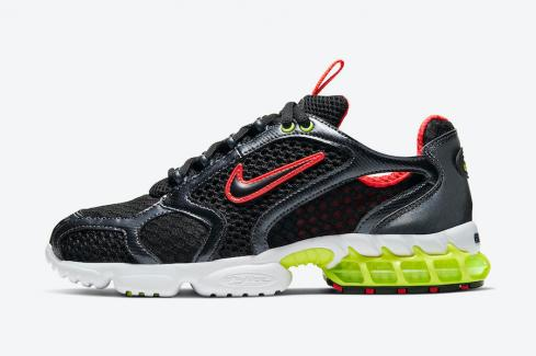 Nike Wmns Zoom Spiridon Cage 2 Track Red Volt Black CD3613-002