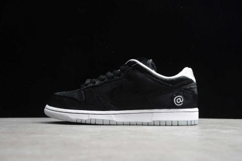 Nike SB Dunk Low OG QS Black White Mens Shoes CZ56157-001